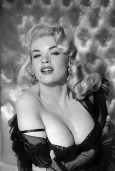 Jayne Mansfield, born Vera Jayne Palmer was an American actress in film, theatre, and television, a nightclub entertainer, a singer, and one of the early Playboy Playmates. She was a major Hollywood sex symbol of the 1950s and 1960s. She was 20th Century Fox's alternative Marilyn Monroe and came to be known as the Working Man's Monroe. Also known for her well-publicized personal life. She died in a multiple-fatality car accident in 1967 aged only 34. No guesses as to what she was best known…