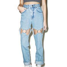 The Ragged Priest Cherub Jeans Dolls Kill Denim Fashion, Look Fashion, Fashion Details, Fashion Outfits, Womens Fashion, Fashion Design, Fashion Trends, Cheap Fashion, 70s Fashion