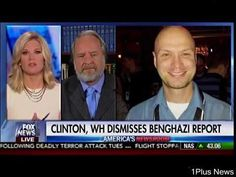 Clinton White House Dismisses Benghazi Report - Benghazi Gate - America's Newsroom | 1Plus News