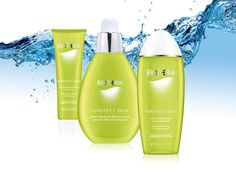 Biotherm Pure.Fect Skin - perfect if you have a mixed to oily skin!