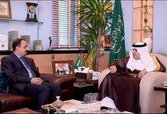 #اليمن | وزير الإعلام الإرياني يلتقي نظيره السعودي لبحث التعاون الإعلامي بين البلدين