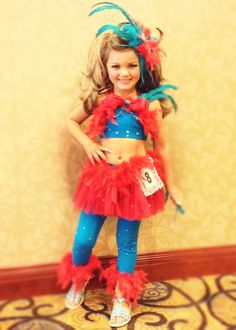 ooc national pageant wear