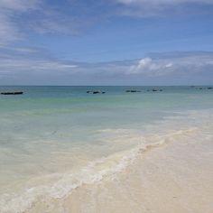 Jambiani Beach w Zanzibar, Región de Zanzibar Central/Sou