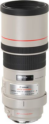 Canon 300mm f/4 L IS