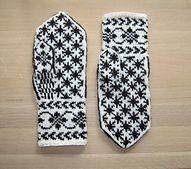 Ravelry: Rigmors Selbu mittens, 5th pair pattern by Rigmor Duun Grande