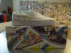 002c29ce34207d  vans  murakami In case you missed out on the Vans X Murakami collaboration