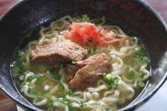 Soki Soba (Okinawan Noodles with Spare Ribs) - Your Japanese Kitchen - TV - NHK WORLD - English