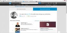 LinkedIn Update – I Jumped 58% + Rank Top 37% On Linkedin | Travel With Ostomy – Making Ostomies Badass