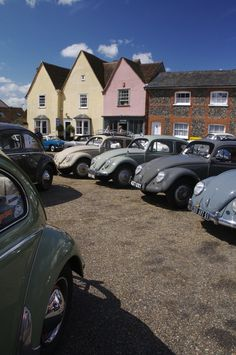 VW vintage show