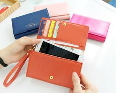wallet iPhone wallet studded iPhone 4S wallet by IsabelGadgets, $15.99
