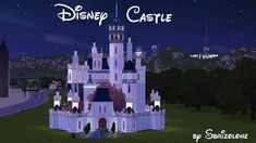 sbrizolone's Disney Castle