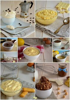 Creme per farcire Nail Desing nail design decals Sweet Recipes, Cake Recipes, Chocolates, Sweet Corner, Mousse Dessert, Cake & Co, Cheesecake Desserts, Sweet Cakes, Cream Cake