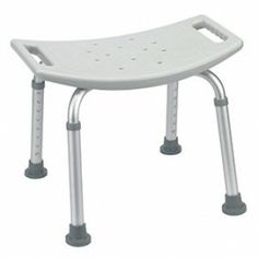 Bathroom Safety Shower Tub Bench Chair without Back - Price ( MSRP: $ 49.98Your Price: $33.74Save up to 32% ). http://www.discountmedicalsupplies.com/store/bath-and-shower-safety/showers-stools-seats/bathroom-safety-shower-tub-bench-chair-without-back.html