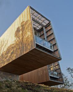 A madeira na arquitetura contemporânea - exemplos e ideias - Page 2 - SkyscraperCity