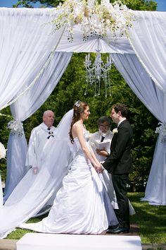 Botanical Garden Wedding on Staten Island