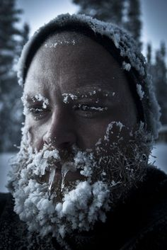 Self Portrait at -35ºF in Alaska Photo by Jacob W Frank -- National Geographic Your Shot