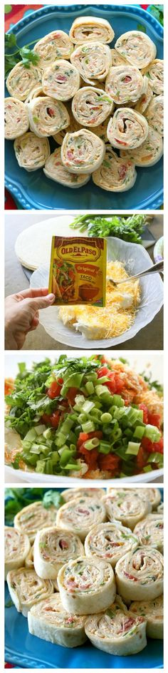 Chicken Enchilada Roll Ups | YourCookNow