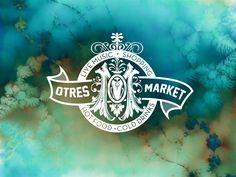 Otres Market by Jack Crossing, via Behance