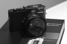 #Leica M Monochrom #Noctilux