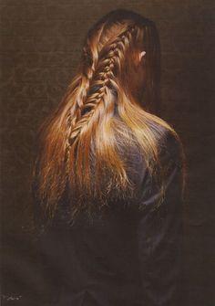 bartek borowiec braids - Google Search