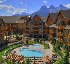 Alberta Resorts | Stoneridge Mountain Resort | Canmore, Alberta