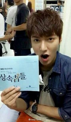 First day filming Heirs
