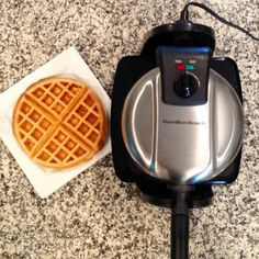 Me and My Pink Mixer: Make Your Own Waffle Bar