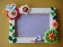 フェルトのカラフル写真立て   ひとり手作り子育て部。 Diy And Crafts, Crafts For Kids, Diy Toys, Craft Gifts, Picture Frames, Pictures, Home Decor, Aiko, Kids Rooms