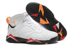 "d0c3b17c43e Buy Air Jordan 7 Retro ""Cardinals"" White/Black-Cardinal Red-Bronze  Basketball Shoes from Reliable Air Jordan 7 Retro ""Cardinals"" White/Black- Cardinal ..."