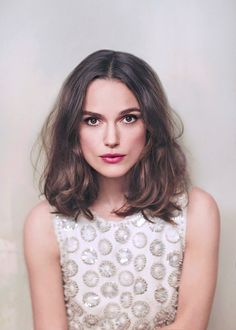 keira knightley by emily hope for chanel's fragrance coco mademoiselle