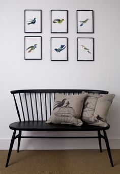 Ercol - love seat http://decdesignecasa.blogspot.it/