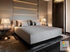 غرف نوم مودرن بسيطة 2015