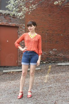KANSAS COUTURE: Fine as a Bee's Wing. These shorts are so cute! It's so hard to find shorts that aren't cheekies.