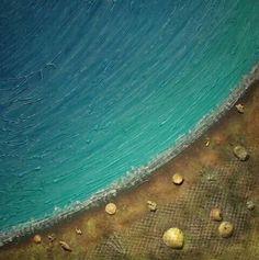 Il mare e i suoi sogni Massimo Dell'Armi #pittoricontemporanei