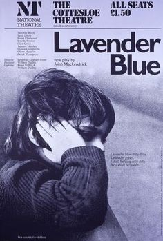 Lavender Blue -- 1977 -- High quality art prints, framed prints, canvases -- National Theatre Posters