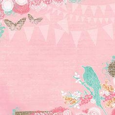 Pink Paislee Spring Jubilee