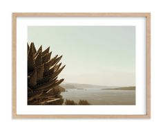 """Mediterranean Greece"" - Art Print by Simi Gauba in beautiful frame options and…"