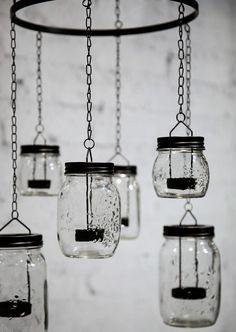 Koti kaupungin laidalla: Tammer-Tukun kevät/kesä 2016. Home decoration, tea light lantern.