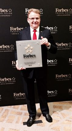 Forbes Travel Guide Awards 2014