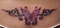 Tramp Stamp Tattoos Best | Tramp Stamp Contest Slideshow Picture