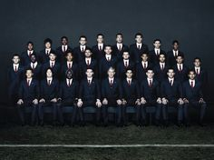 Arsenal FC Announces Lanvin As Official Tailor