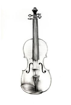 58 Musical Instruments And People Pencil Drawing Ideas - Art Violin Drawing, Violin Art, Music Drawings, Pencil Drawings, Art Drawings, Musical Instruments Drawing, Art Du Croquis, Arte Sketchbook, Violin Lessons