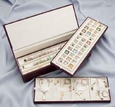 pandora charms jewellery box