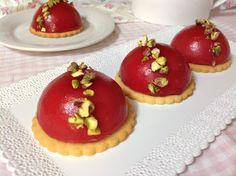 Malinové mini dortíky Pizza, Cheesecake, Pudding, Blog, Cupcakes, Tailgate Desserts, Cupcake Cakes, Cheesecakes, Custard Pudding