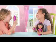Toy Commercial 2014 - Fisher Price - Dora & Friends - Talking Dora & Sma...