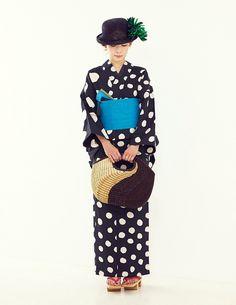 #Kimono Yukata modern