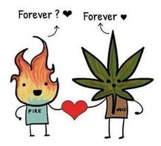 Weed Love !!!