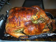 America's Test Kitchen Herb Roasted Turkey Recipe