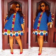 Short African Dresses, Ankara Short Gown Styles, Latest African Fashion Dresses, African Print Fashion, Ankara Fashion, Unique Ankara Styles, Moda Afro, African Fashion Traditional, African Print Dress Designs