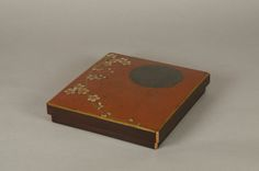 Writing Box with Design of Plum Blossoms and Moon | Japan | Edo period (1615–1868) | The Metropolitan Museum of Art